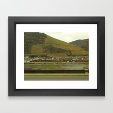 Rheinland Framed Art Print