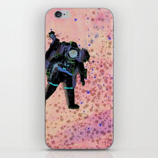 COSMOS 6 iPhone & iPod Skin