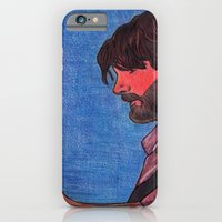 iPhone & iPod Case featuring John Bell- Close Up by Madison R. Leavelle