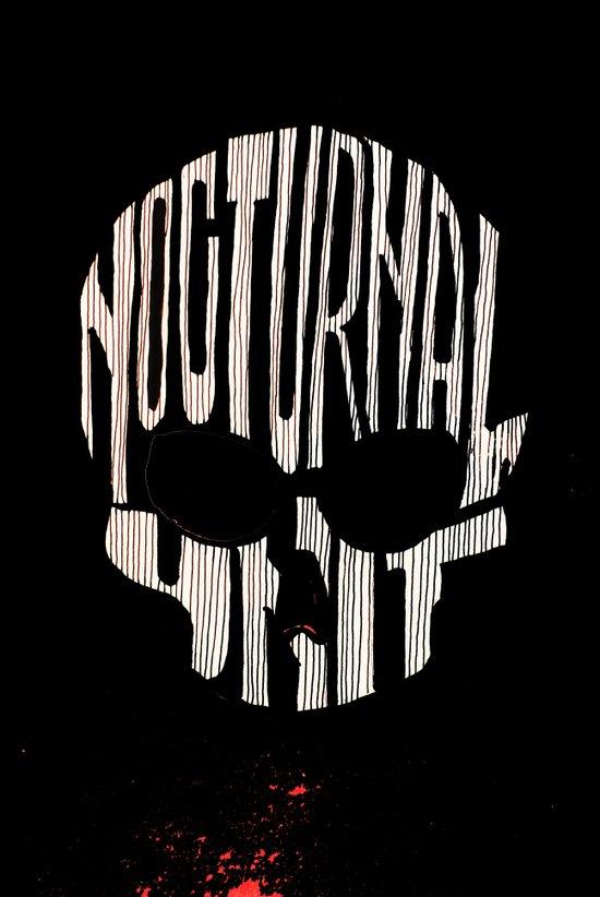 NU skull Art Print