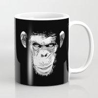 Evil Monkey Mug
