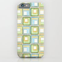English Country Tiles. iPhone 6 Slim Case