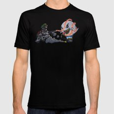 BooBusters Black SMALL Mens Fitted Tee