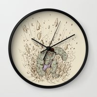 Hulk Smash Wall Clock
