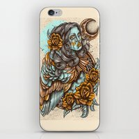 Harpie iPhone & iPod Skin