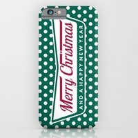 Have A Merry Krispy Chri… iPhone 6 Slim Case