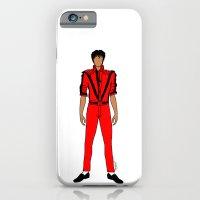 Michael Jacko Thriller  iPhone 6 Slim Case