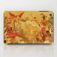 Guys, We're Supposed To … iPad Case