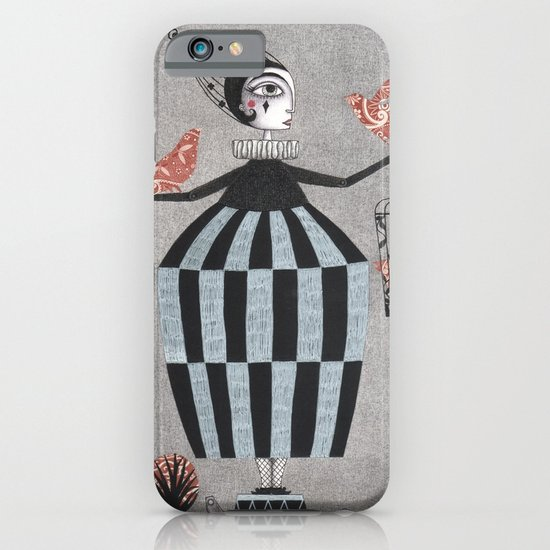 The Bird Act iPhone & iPod Case
