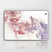 Flight of Bats Laptop & iPad Skin