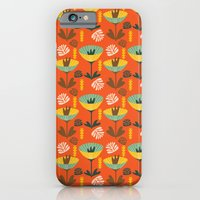 iPhone & iPod Case featuring Fall Tango by Elizabeth Olwen