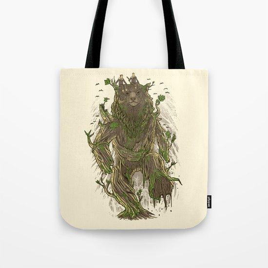Treebear Tote Bag