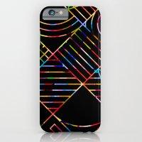Rainbow Whackadoodle iPhone 6 Slim Case