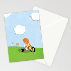 SW Kids - Big Wheel Ackbar Stationery Cards