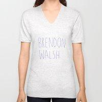 Brendon Walsh Unisex V-Neck