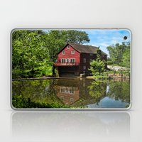 Old Red Grist Mill Laptop & iPad Skin