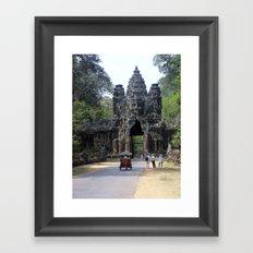 Angkor What? Framed Art Print