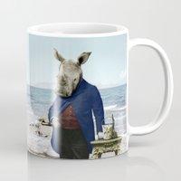 Mr. Rhino's Day At The B… Mug