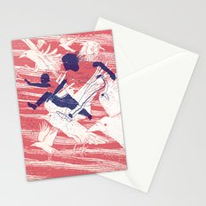 The Leap Stationery Cards