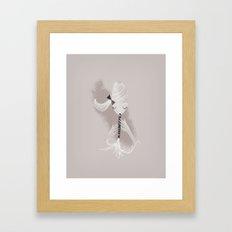 Recorder Framed Art Print