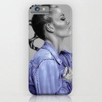 + Blue Jeans + iPhone 6 Slim Case