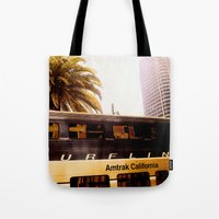 All Aboard the Surfline Tote Bag