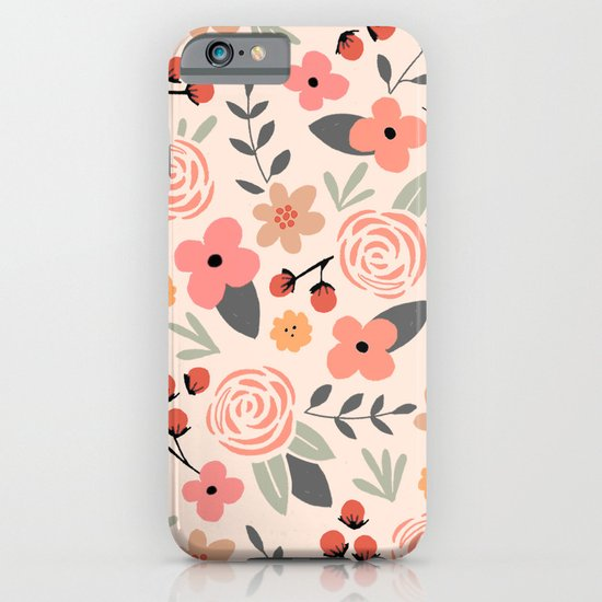 FLOWER FEST iPhone & iPod Case