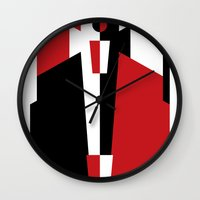 X-Wing style Wall Clock