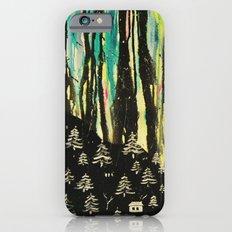 habits and habitats iPhone 6 Slim Case