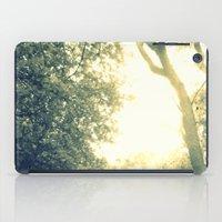 Light Coated iPad Case