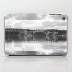 Reflections On A Lake iPad Case