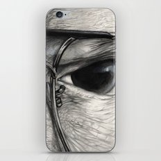 the eye of the beholder iPhone & iPod Skin