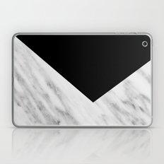Black Marble Collage Laptop & iPad Skin