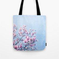 She Bloomed Everywhere S… Tote Bag