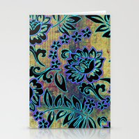 Tiki Dance Stationery Cards