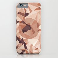 iPhone & iPod Case featuring cracks no.3 by Mojo Wang