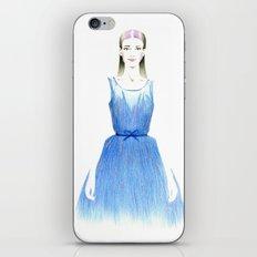 Hanna iPhone & iPod Skin
