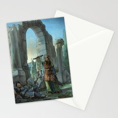 Too Far West Stationery Cards