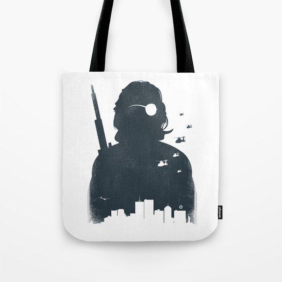 John Carpenter's Escape From New York Tote Bag