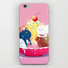 Moonie Sundae  iPhone & iPod Skin