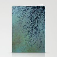 Hanging Tree  - JUSTART … Stationery Cards