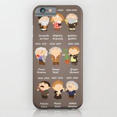 science Slim Case iPhone 6s