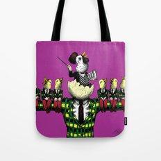 chorus line Tote Bag