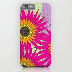 Flower Collage Slim Case iPhone 6s