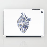 Broken Heart - Kintsugi iPad Case