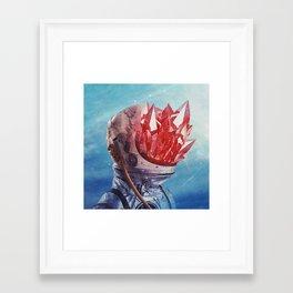 Framed Art Print - Emanating - Seamless