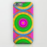 iPhone & iPod Case featuring Sunshine and rainbows by Peter Gross