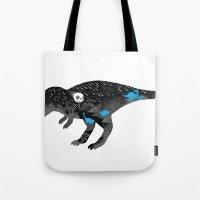 Extinction, pt. 2 Tote Bag