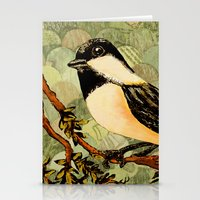 Winged Messenger Stationery Cards