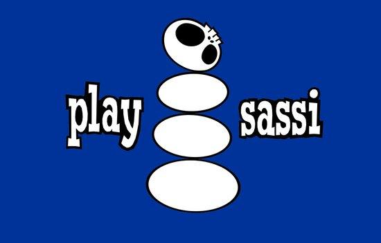 play sassi Art Print